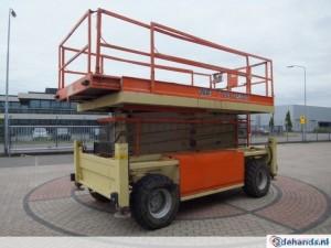 Schaarhoogwerker 4x4 diesel